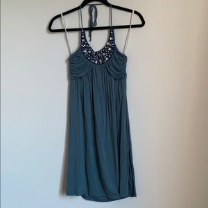 Dresses & Skirts - 2/$30 Beaded Top Halter Dress